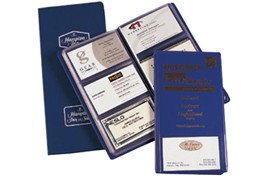 Business Card Cases and Files