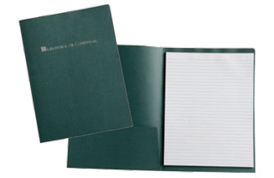 Paper Notepad Folder