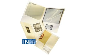 Stock Presentation Folders