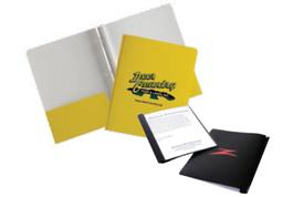 Tang & Eyelet Folders