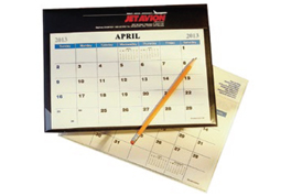 Small Desk / Wall Calendars
