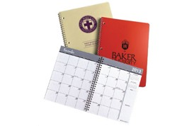 Wirebound Monthly Planners