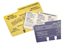 Rotary File Cards