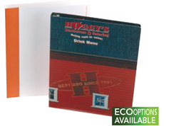 Recycled Paper Binders