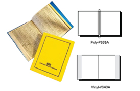 Poly/Vinyl Telephone Book Covers